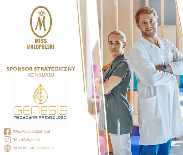 Genesis Medycyna Przyszłości sponsorem strategicznym konkursu!
