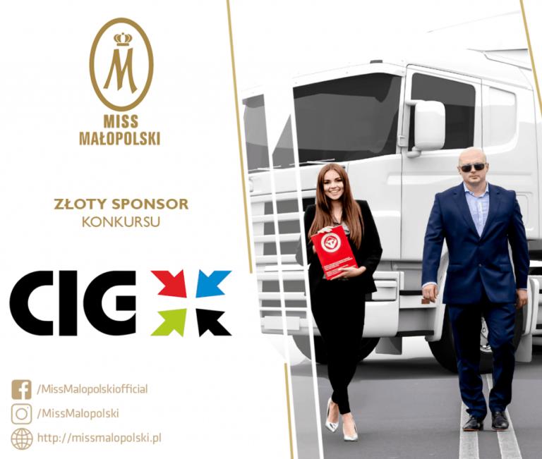 Centrum Informacji Gospodarczej  złotym sponsorem konkursu!
