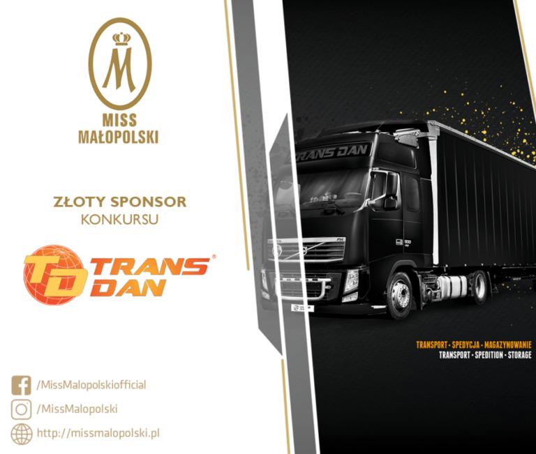 Trans-Dan złotym sponsorem tegorocznej gali finałowej!