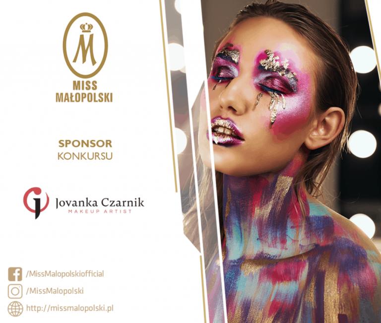 Jovanka Make Up Artist sponsorem konkursu!