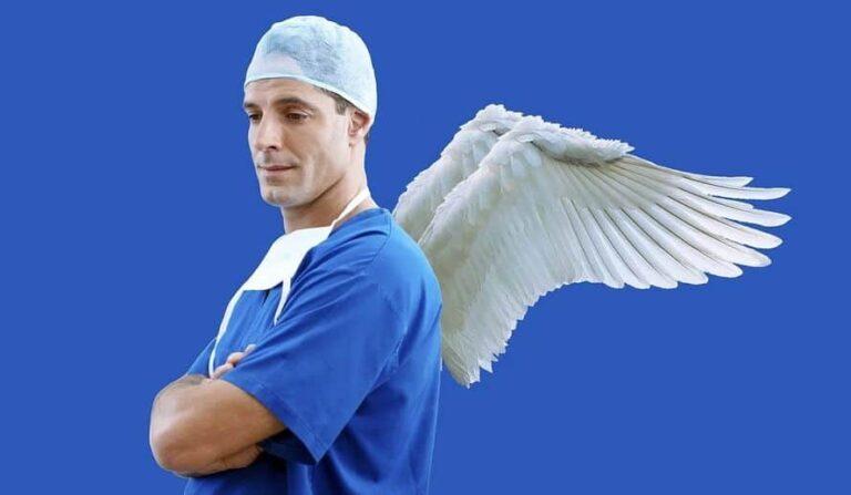 Dzień pracownika służby medycznej!